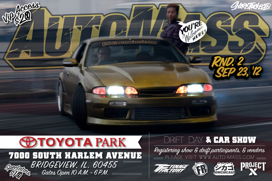 Automass Round II September 23, 2012 AutoMass2